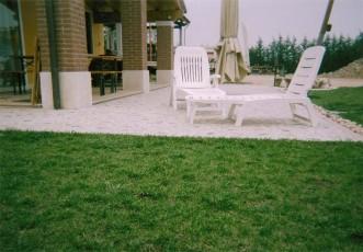Pavimentazioni esterne e giardini