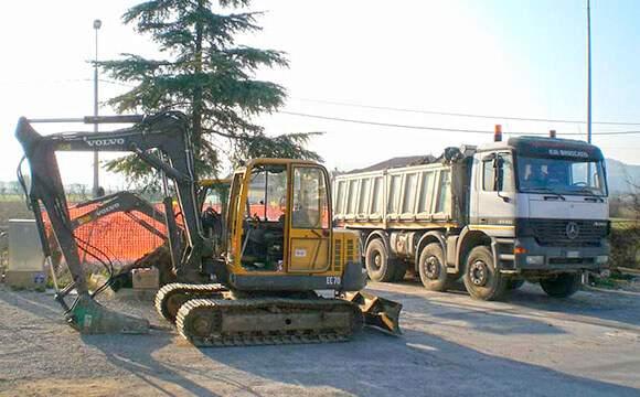 Demolizioni e Lavori Stradali Vicenza
