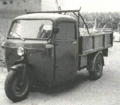 Motocarro Fratelli Bruscato